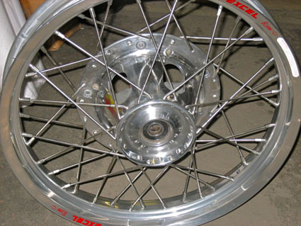 Banke Performance Rims Spokes And Hubs